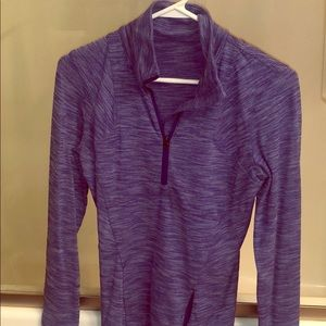 Lululemon Quarter Zip Jacket